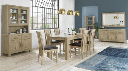 Turing Aged Oak Dining