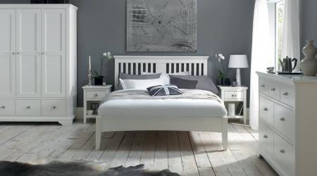 Hampstead bedroom white