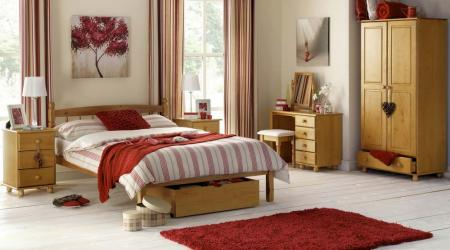 Pickwick Bedroom